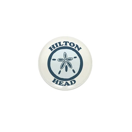 Hilton Head Island SC - Sand Dollar Design Mini Bu