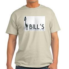 Bill's Whimsical Giraffe T-Shirt
