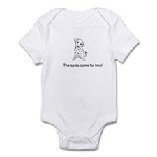 Free Spots Infant Bodysuit