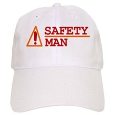 Safety Man Baseball Cap