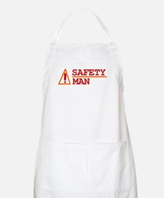 Safety Man BBQ Apron