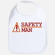 Safety Man Bib