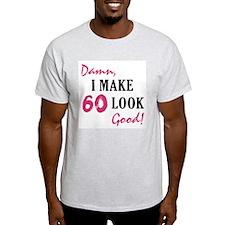 Hot 60th Birthday T-Shirt
