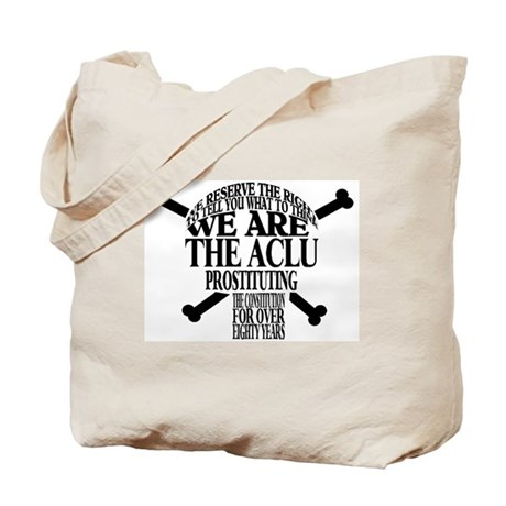 WE RESERVE THE RIGHT TO TELL Tote Bag