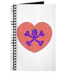 Love Skull Journal