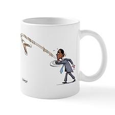 Obama's Liberal Agenda Boomer Mug