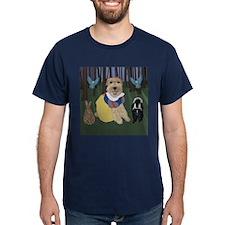 Foxy Wire White T-Shirt