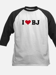 I LOVE BJ ~  Tee