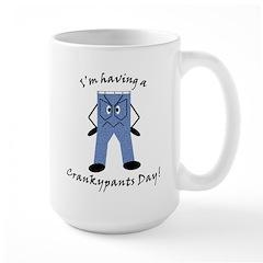 I'm Having a Crankypants Day Mug