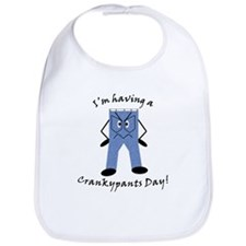 I'm Having a Crankypants Day Bib