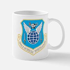 AFOSI patch Mugs