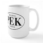 PEK Beijing Large Mug