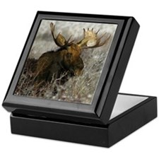 moose Keepsake Box