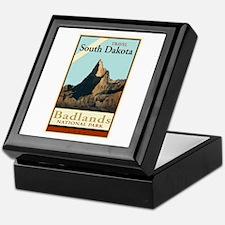 Travel South Dakota Keepsake Box