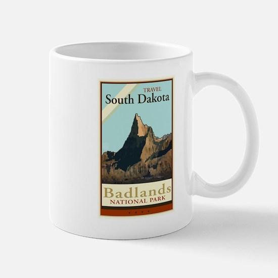 Travel South Dakota Mug