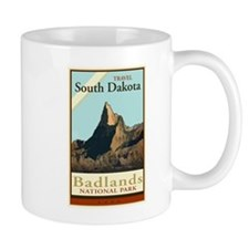 Travel South Dakota Mug