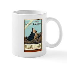 Travel South Dakota Small Mugs