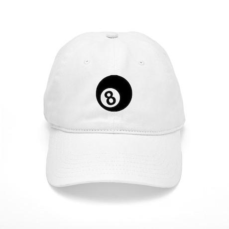 Eight ball Cap