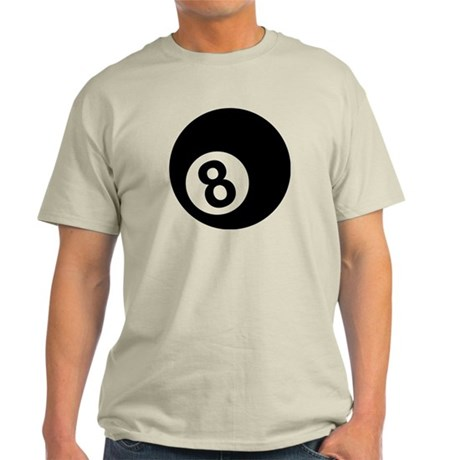 Eight ball Light T-Shirt