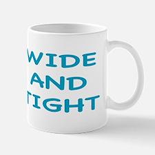 Wide and Tight Mug