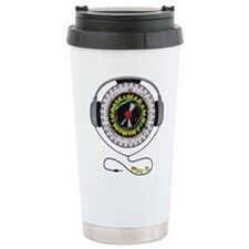 Music of Life Travel Mug