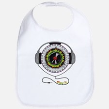 Music of Life Bib