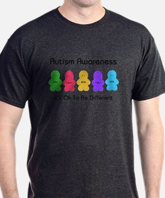 Autism Ok Difference T-Shirt