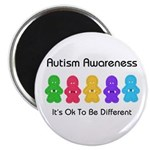 Autism Ok Difference Magnet