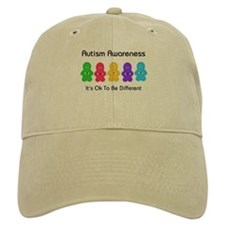 Autism Ok Difference Baseball Cap