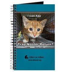 Alley Cat Allies LOLcats Journal - I can haz TNR?