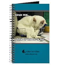 Alley Cat Allies LOLcats Journal - Inbox Full!