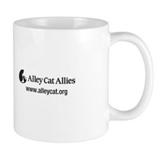 Alley Cat Allies LOLcats Mug - I can haz TNR?