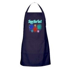 Happy New Year!! Apron (dark)