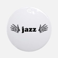 Jazz Hands Ornament (Round)
