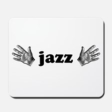Jazz Hands Mousepad