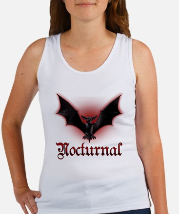 Cute Bat Women's Tank Top
