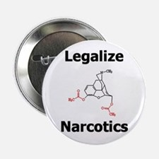 Legalize Narcotics / Heroin Molecule