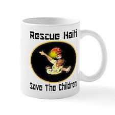 Rescue Haiti Mug