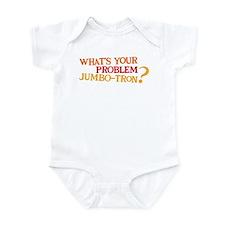 Jumbo Tron Infant Bodysuit