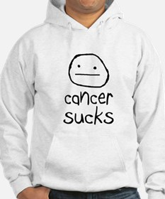 Cancer Sucks Hoodie Sweatshirt