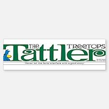 Treetops-Tattler Flag (Shoe) Bumper Bumper Bumper Sticker