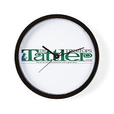 Treetops-Tattler Flag (Shoe) Wall Clock
