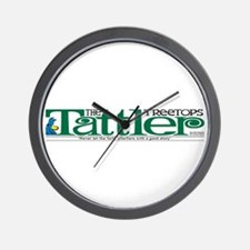 Treetops-Tattler Flag (Shoe) Wall Clock