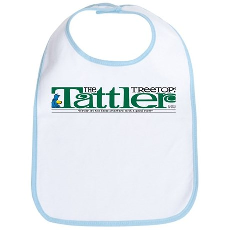 Treetops-Tattler Flag (Shoe) Bib