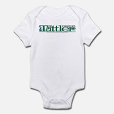 Treetops-Tattler Flag (Shoe) Infant Bodysuit