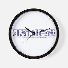 Treetops-Tattler Flag (Cosmo) Wall Clock