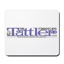 Treetops-Tattler Flag (Cosmo) Mousepad