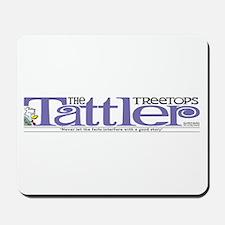 Treetops-Tattler Flag (Cosmo) Mousepad
