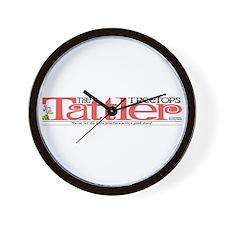Treetops-Tattler Flag (Roz) Wall Clock