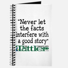 Never Let the Facts... (Shoe) Journal